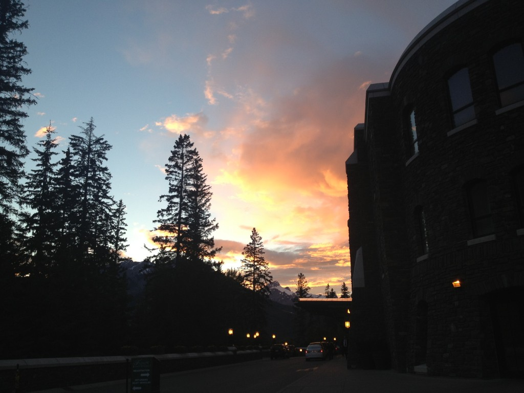 Good Night from the Banff World Media Festival