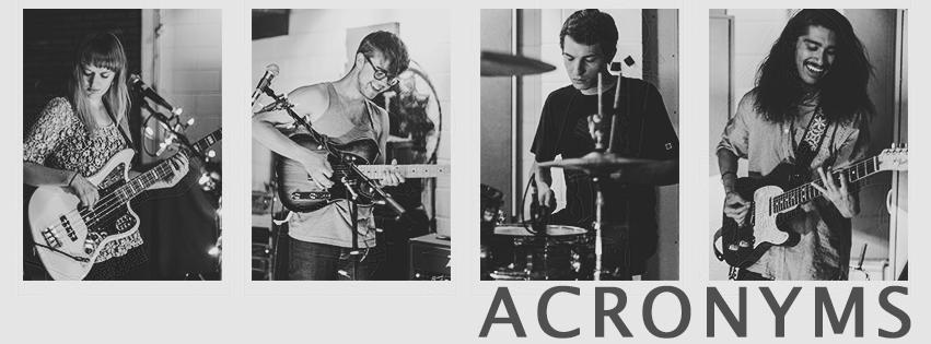 ACRONYMS band